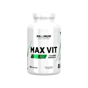 Maximum Effect Nutrition Max Total Vit 60kap