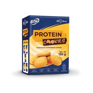 6Pak My Sweets Protein Cookies 130g