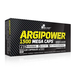 Olimp Argi Power Mega Caps 120kap