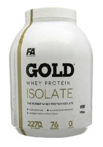 FA Gold Protein Isolate 2270g