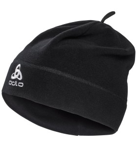 Odlo Czapka Hat MICROFLEECE black
